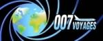 007 voyages Logo